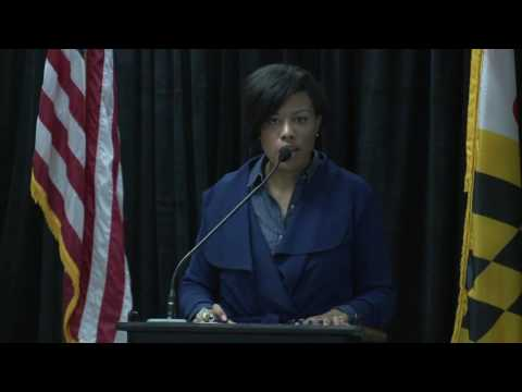 Mayor Rawlings-Blake Marks Workforce Development Month; September 26, 2016