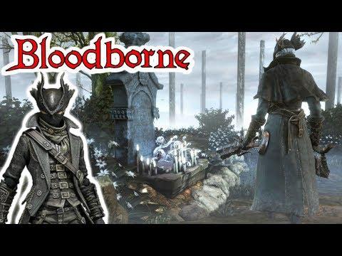 Bloodborne: Guía + Lore ¡¡COMIENZA LA EXTRAÑA CACERIA!! EP.1