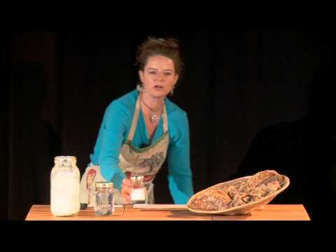 Utopia Rising in a Ready-made Culture | LisaRuth Elliott | TEDxConstitutionDrive