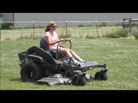 Spartan Rt Pro  Lawn Mower Review