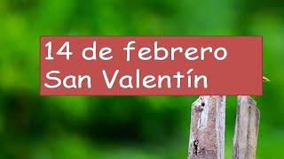 14 De Febrero San ValentÏn, Frases Para Ti