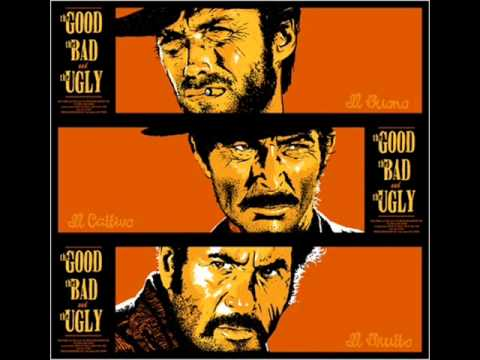 Metallica-The Ecstasy Of Gold ( The Good, The Bad & The Ugly Theme )