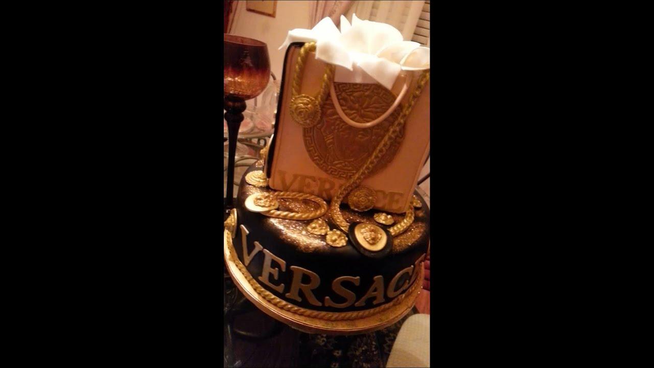 Versace Cake Youtube