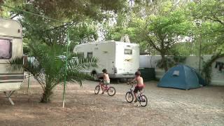Camping Platja Llarga Tarragona (Costa Daurada)