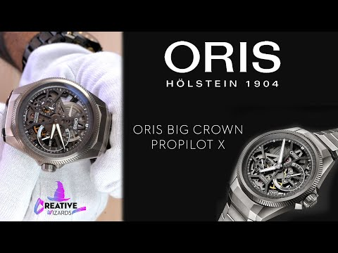Oris Big Crown Pilot X - Watches - Creative Wizards Studio