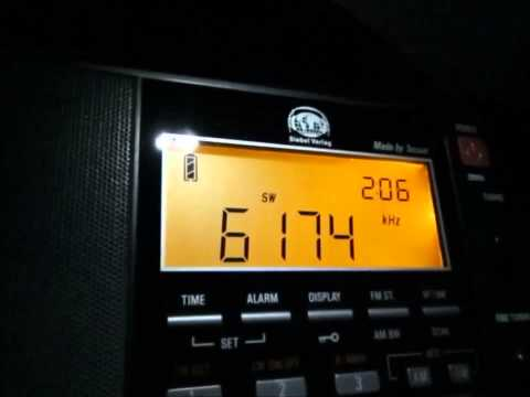 6174 Khz Radio Tawantinsuyo Cusco Peru