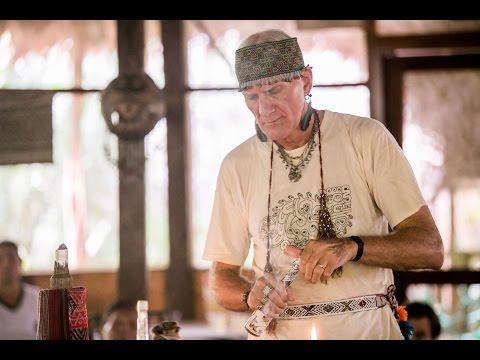 Maestro Don Howard Lawler Explains Ayahuasca