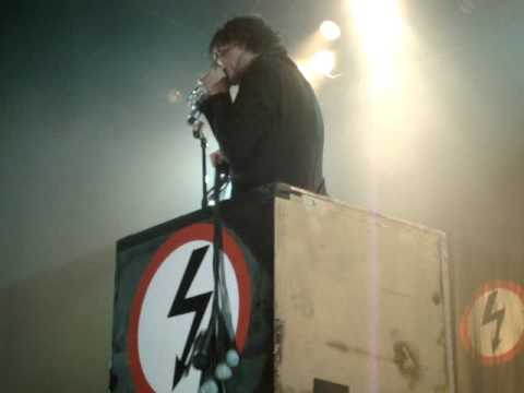 Marilyn Manson-Antichrist Superstar@live in Padova 7-06-2012 Canzone Completa HD