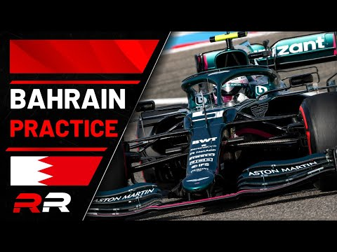 Bahrain Grand Prix Practice Report F1 2021