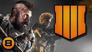 COD Black Ops 4 // PS4 Pro // Call of Duty Blackout Live Stream Gameplay // #8