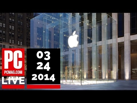 PCMag Live 03/24/14: Apple/Comcast Talks & NSA Spying on Huawei