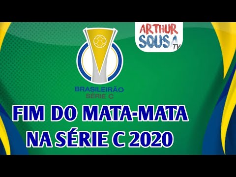Fim Do Mata Mata Na Serie C 2020 Novo Regulamento Youtube