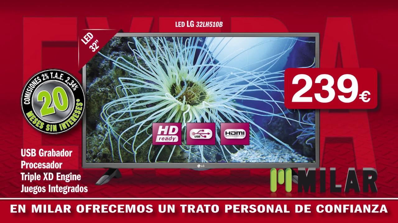 Semana Extra en Electrodomésticos Sampedro