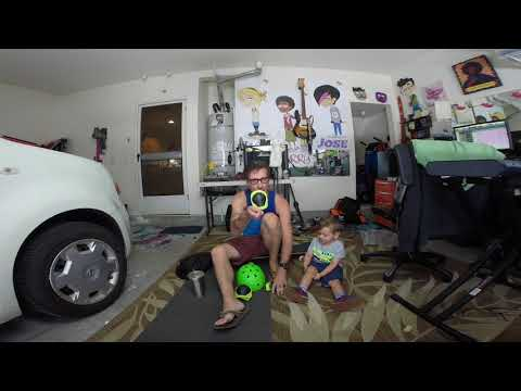 Unboxing Kid's Skateboard Pads...Now go skate people!