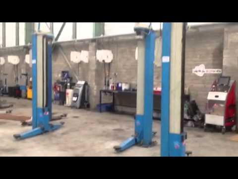 Unreserved Garage Equipment And Parts Auction