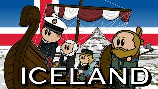 The Animated History Of Iceland