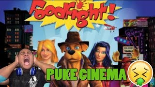 bcg s puke cinema foodfight live reaction review