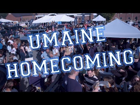 UMaine Homecoming 2017