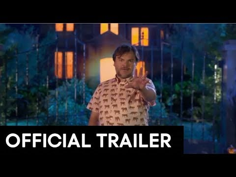 Download THE HOUSE WITH A CLOCK IN ITS WALLS   OFFICIAL MAIN TRAILER   JACK BLACK