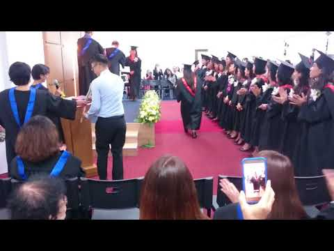 Graduation 🎓 Moments (Sunday) The Living Word Fellowship Church Singapore