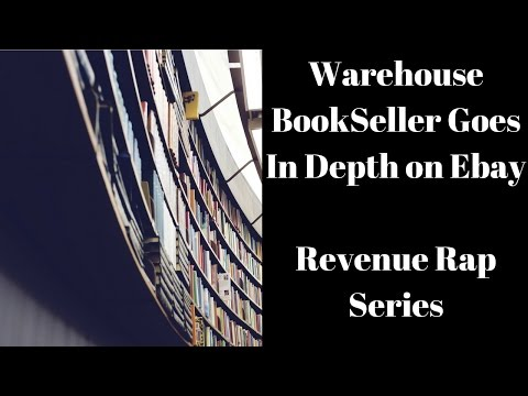 Want to Sell Thousands of Books on Ebay? Meet Mary — Revenue Rap