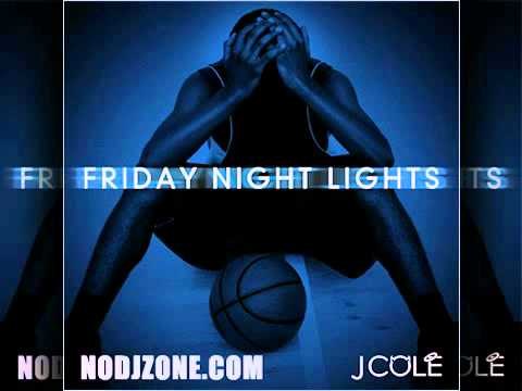 J Cole  Back To The Topic Freestyle  Friday Night Lights Mixtape