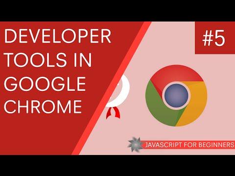 JavaScript Tutorial For Beginners #5 - Google Chrome Developer Tools