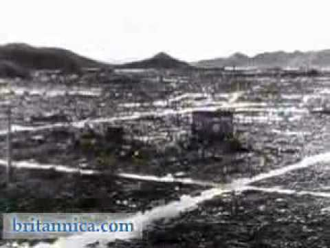 Mỹ ném bom nguyên tử xuống Hiroshima và Nagasaki   My nem bom nguyen tu xuong Hiroshima va Nagasaki