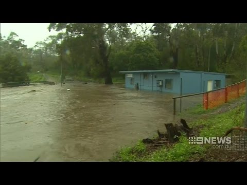ADELAIDE AND SURROUNDING AREA FLOODS - SEPTEMBER 14 2016