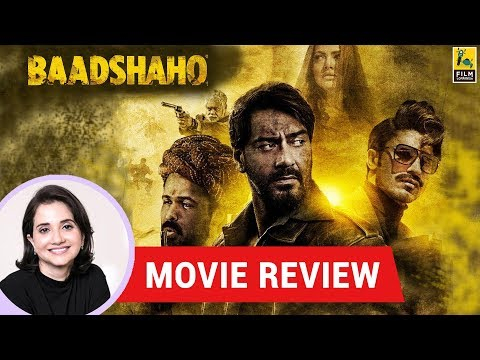 Anupama Chopra's Movie Review of Baadshaho