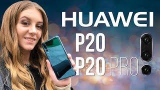 Huawei P20 и P20 Pro: Больше камер богу камер!- обзор от Ники