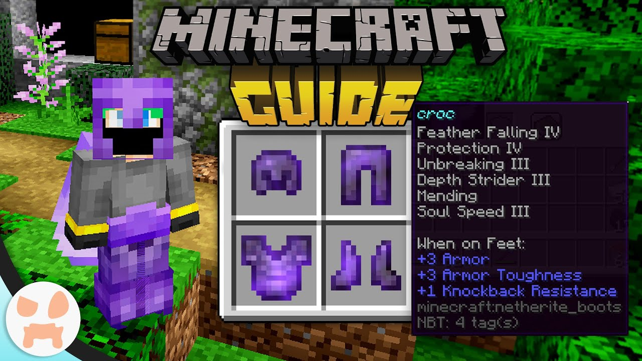 HOW TO GET THE BEST ARMOR IN MINECRAFT The Minecraft Guide