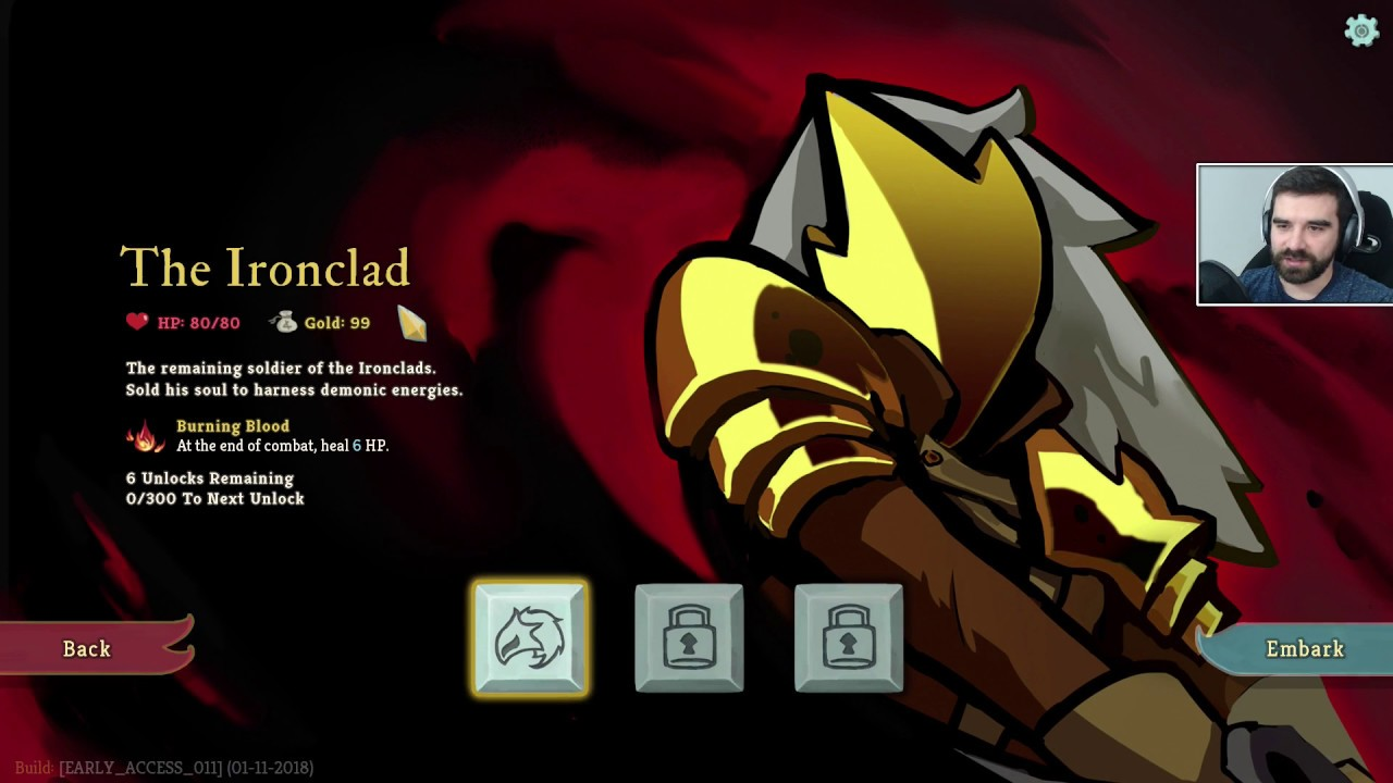 Slay the Spire #1 – The Ironclad