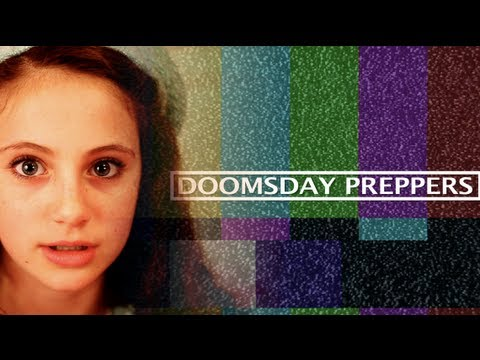 Doomsday Preppers (Official Parody) - Kid's End of the World