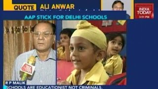 AAP To Play Active Role In Delhi School Admissions
