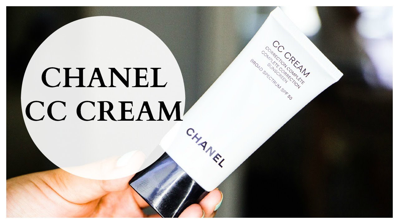 1f14b77003fc8 Chanel CC Cream First Impression Review   Demo - YouTube