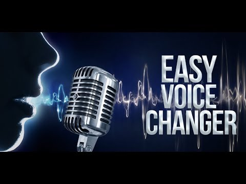 Easy Voice Changer - Android