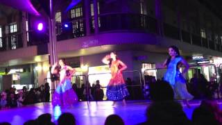 Fusion Beats Bollywood - Rundle Mall Performance in Adelaide - May 2012