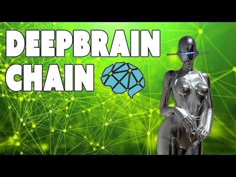 DeepBrain Chain (DBC) Review - AI Supercomputer Better Than Amazon and Apple?
