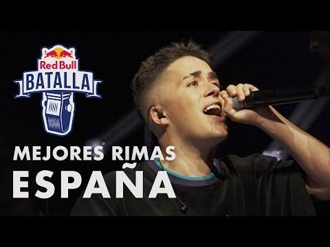 MEJORES RIMAS de Red Bull España 2021