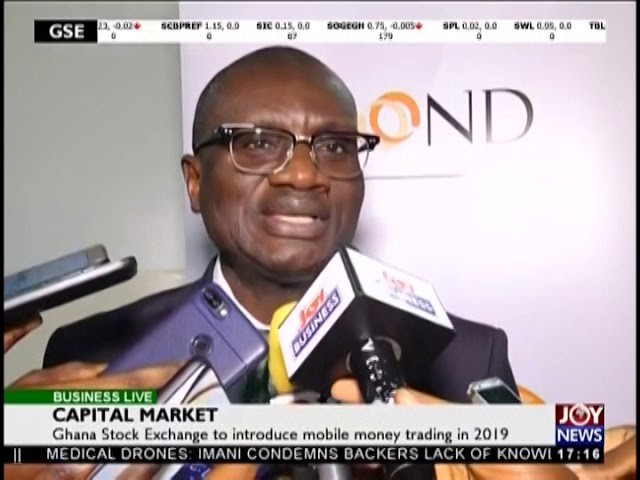 Business Live on JoyNews (13-12-18)