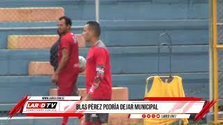 Video Blas Pérez podría dejar Municipal