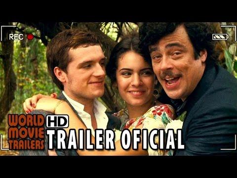 Escobar: Paraíso Perdido Trailer Oficial Legendado (2015) - Benicio Del Toro HD