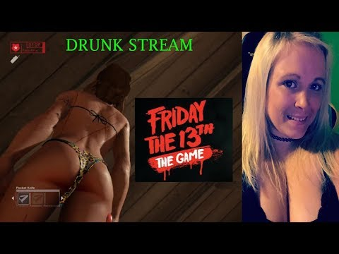 Gettin Drunk and Doin BAD Things!   Friday The 13th PC