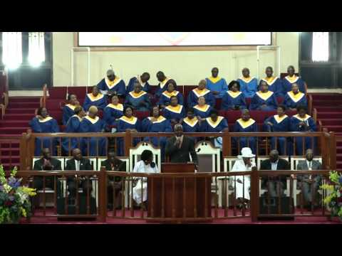 Bahamas Baptist Union Conference   Rev Heuter Rolle