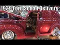 1939 Ford Sedan Delivery At The 2018 Autorama Car Show