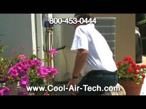 Cost of Installing Central Air Conditioning - Air Conditioning Contractor Orange County CA