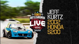 PASMAG Tuner Battlegrounds Competitor: Jeff Kurtz - 2002 Honda S2000