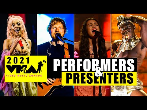 MTV Video Music Awards 2021   List of Performers & Presenters   VMA 2021