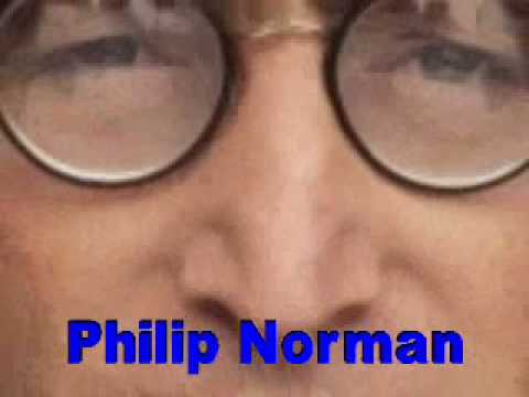 Philip Norman-John Lennon: The Life-Bookbits author interview